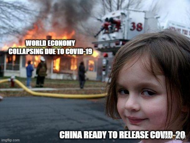Chiny tylko czekają
