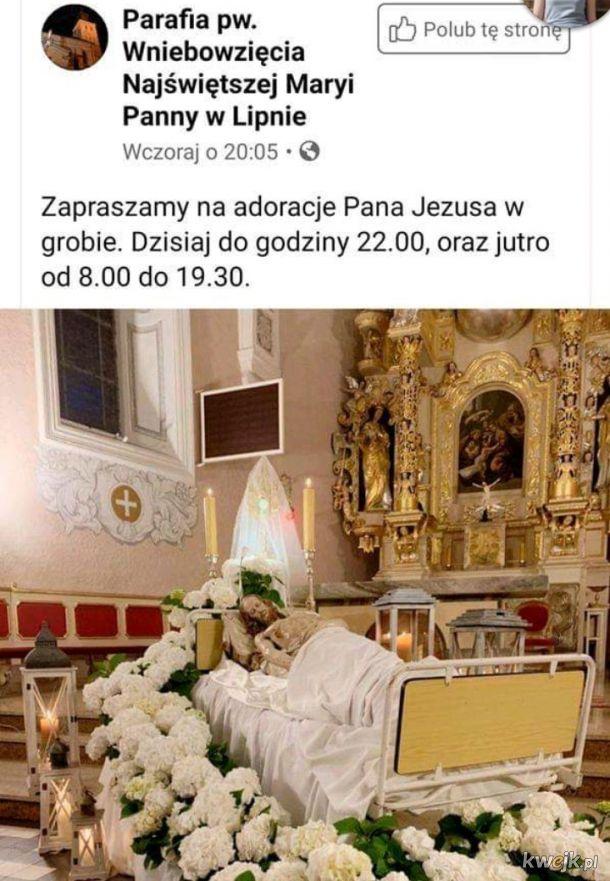 U nas Pan Jezus nie umarł na krzyżu