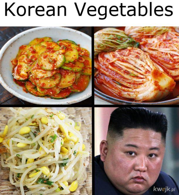 Pamiętajcie, warto jeść warzywa