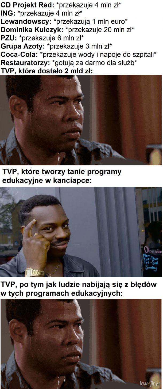 Myślenie w TVP