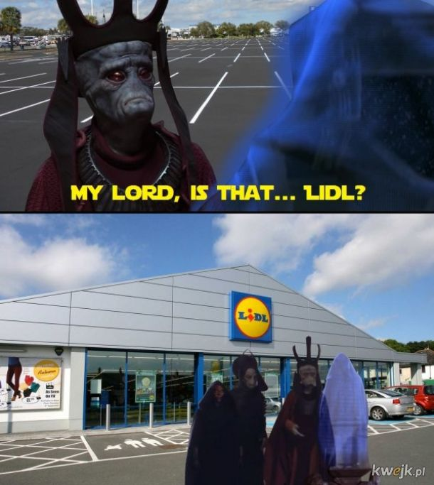 I will make it lidl