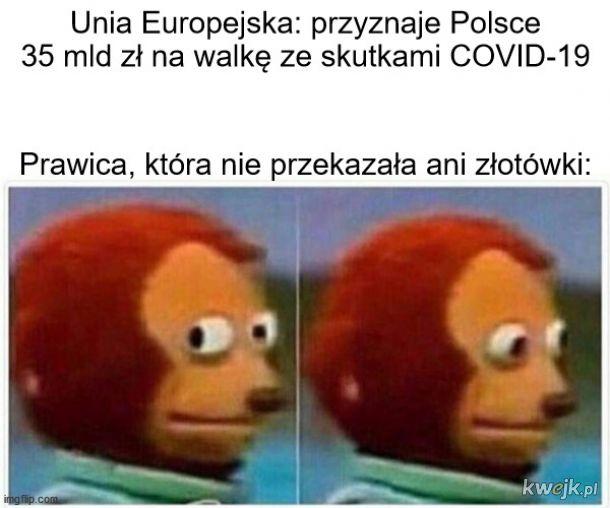 ale UE powinna być zniszczona