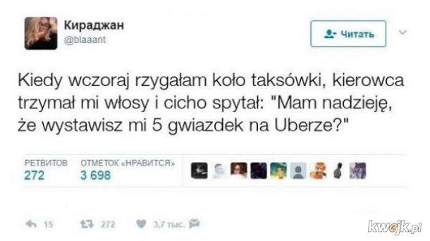 Kochany Uber