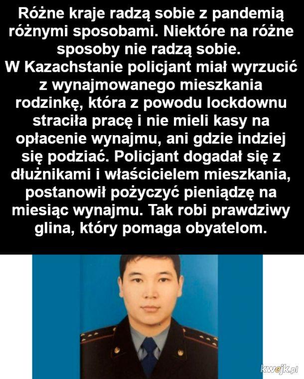 Policja na końcu świata