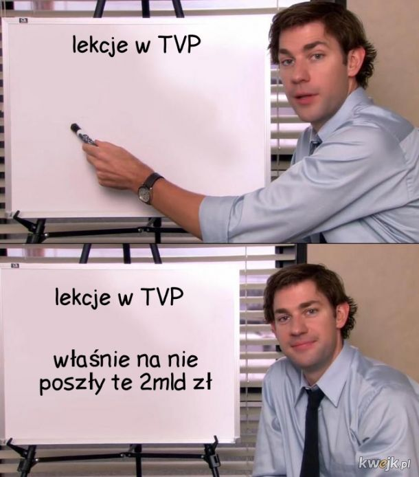 2 mld na lekcje w TVP