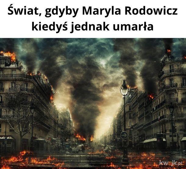 Innego końca świata nie będzie!