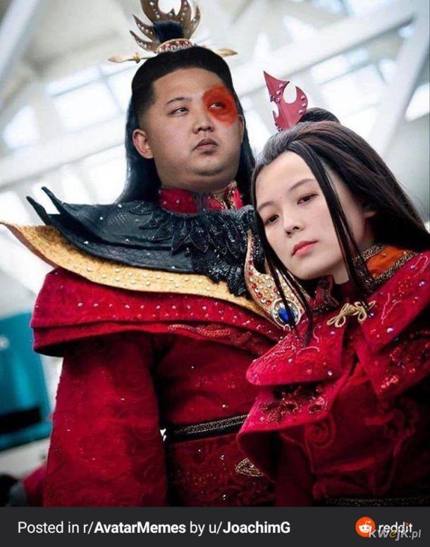 Zuko i Azula