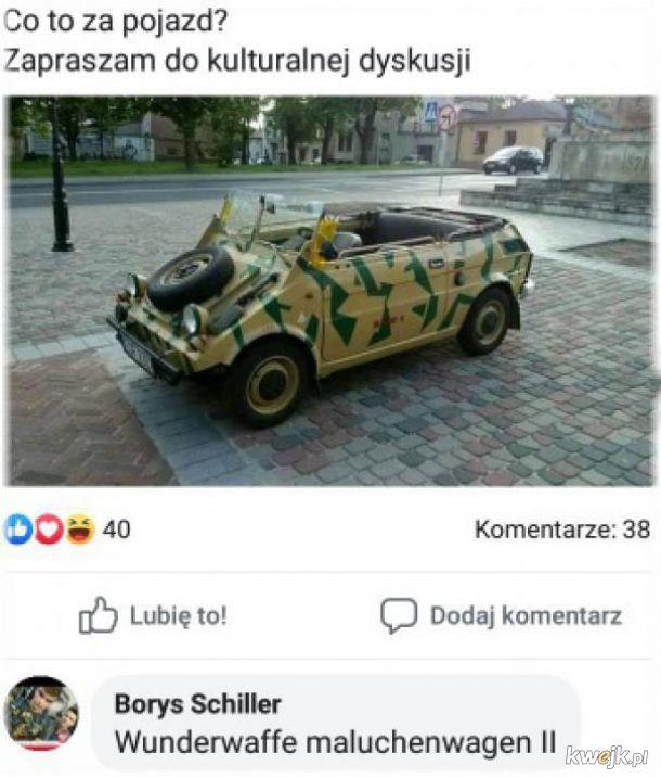 Co to za pojazd