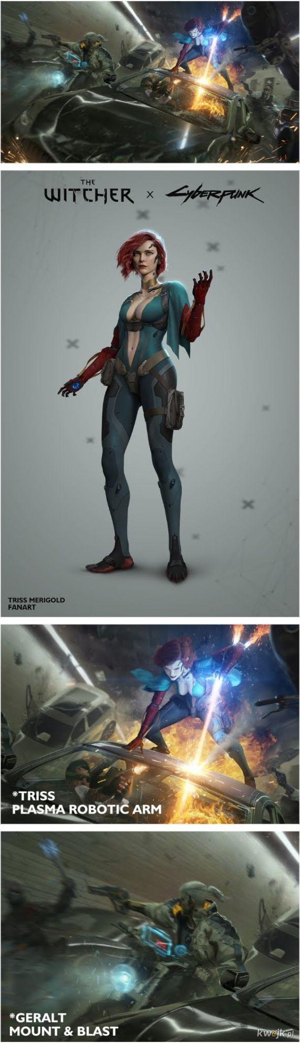 WitcherPunk 2077