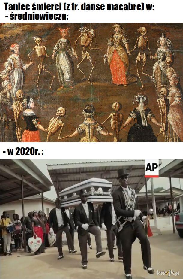Danse Macabre Africano