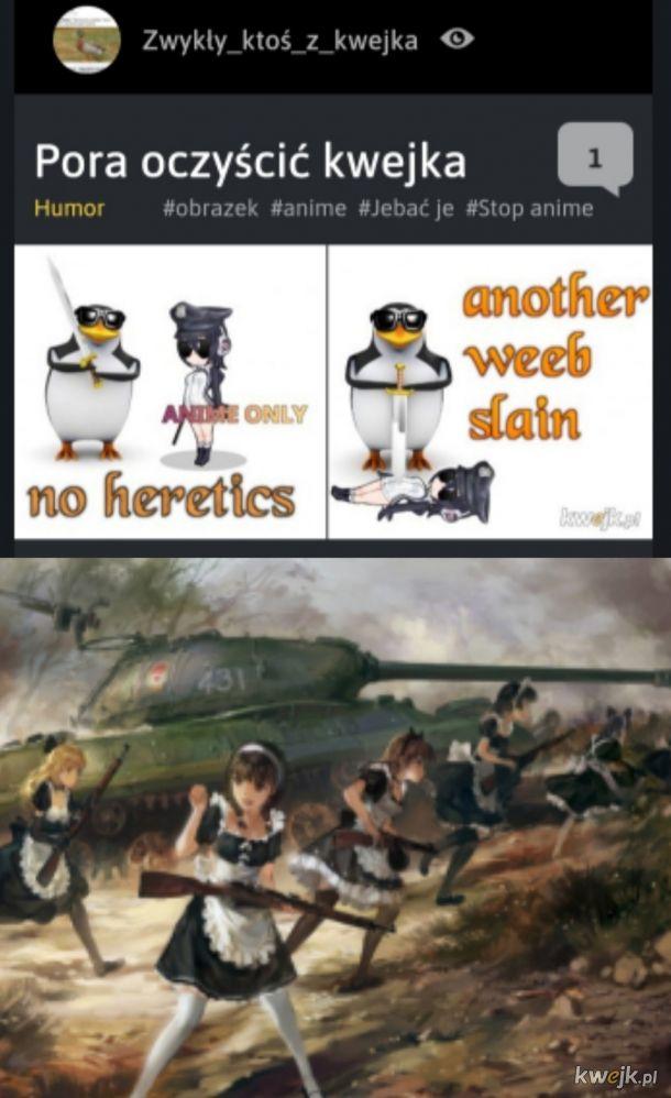 A więc wojna...