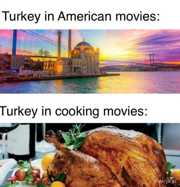 W Turcji jeszcze nie byłem