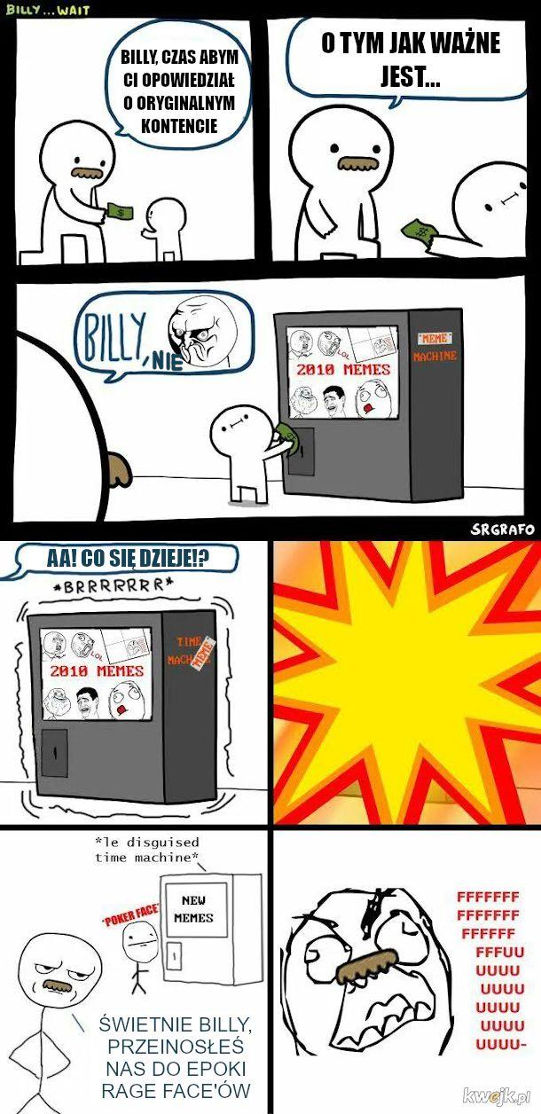 Billy i memy