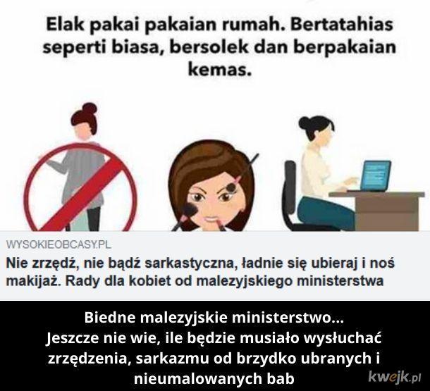 Malezyjskie ministerstwo