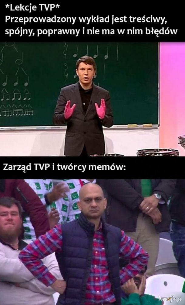 Lekcja TVP