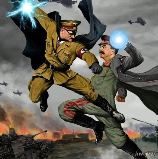 Stalin!!! Hitler!!