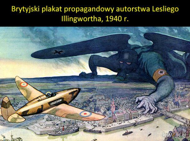 Stare plakaty propagandowe