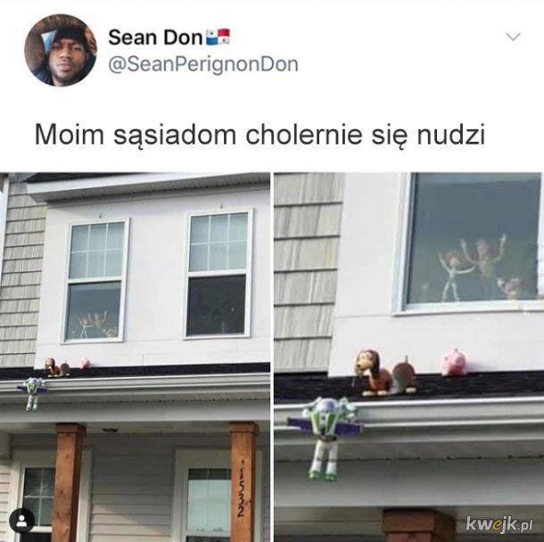 Nudy u sąsiadów