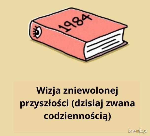 Znane książki w kilku słowach