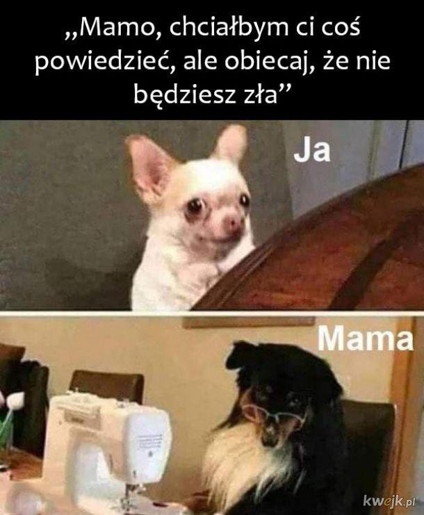 Mamo obiecaj