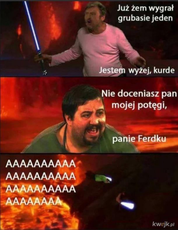 Najlepsza scena w Gwiezdnych Wojnach