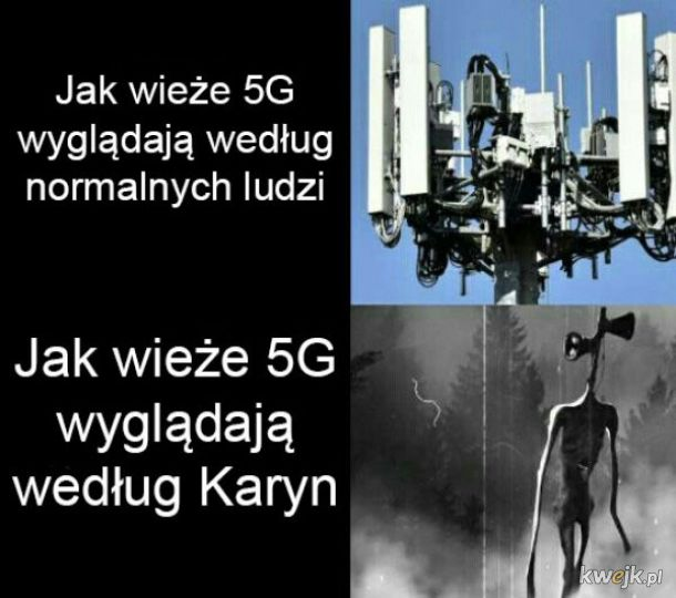Wieże 5G