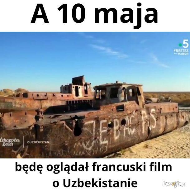 Francuski film o Uzbekistanie