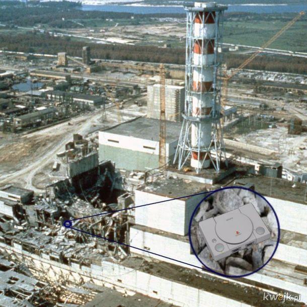 Znaleziono przyczynne awarii reaktora w Czarnobylu
