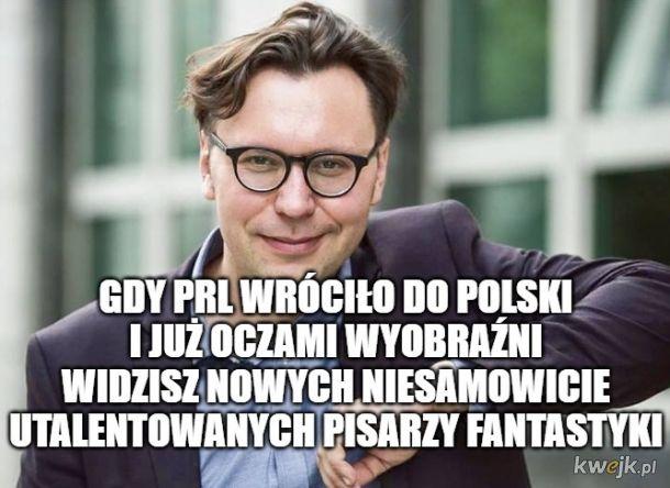 Rafał Woś w czasie PRL 2 - Memenizowane