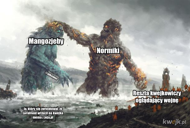 Rozwinięcie do poprzedniego mema...