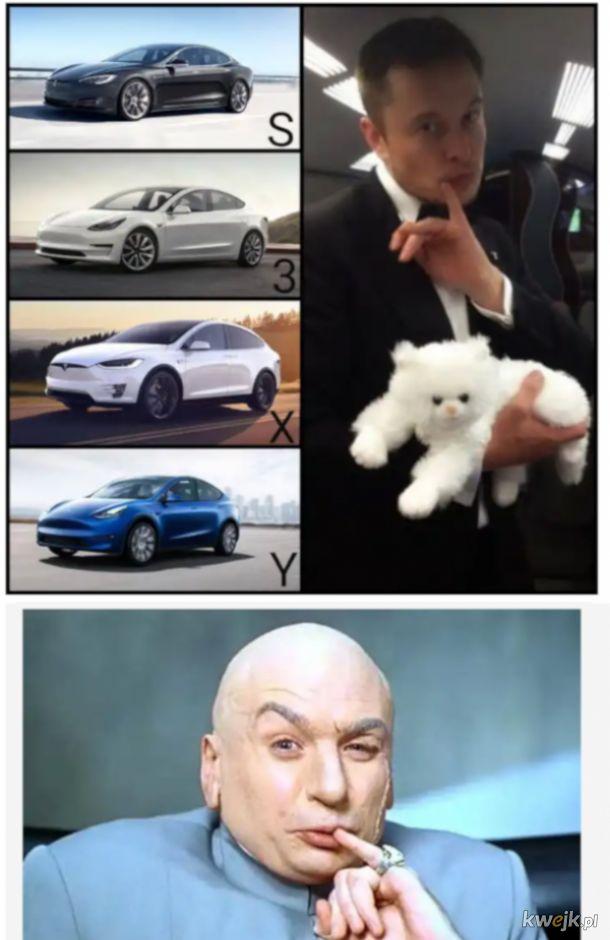 Elon śmieszeg haha bo wiecie