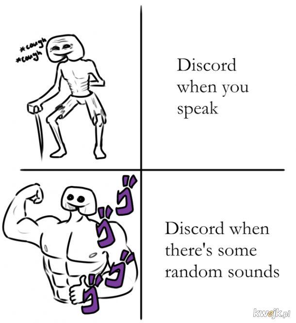 Discord taki jest