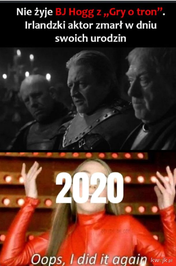 2020 ZŁY