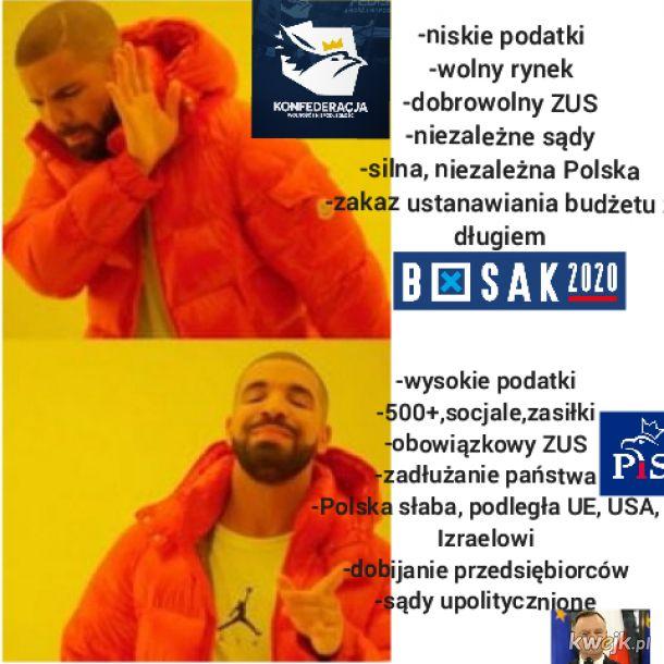 Polacy w wyborach