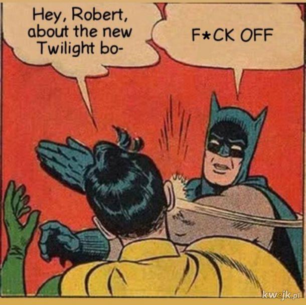 Rok 2020 Roberta Pattinsona stał się jeszcze gorszy