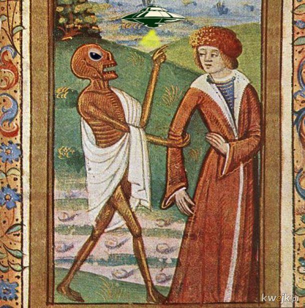 Pierwsze Porwanie, 1537