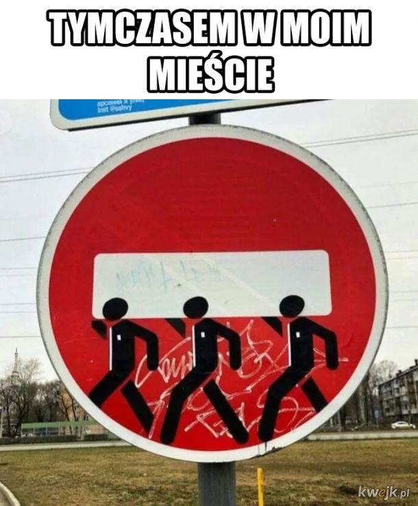 Takie znaku potrzebujemy