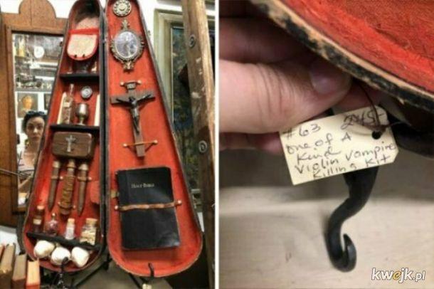 Perełki znalezione w sklepach z używanymi przedmiotami, obrazek 11