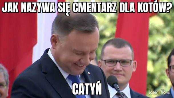 To żeś Andrzej doyebał