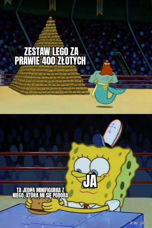 Zestaw Lego