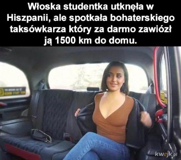 Włoska studentka