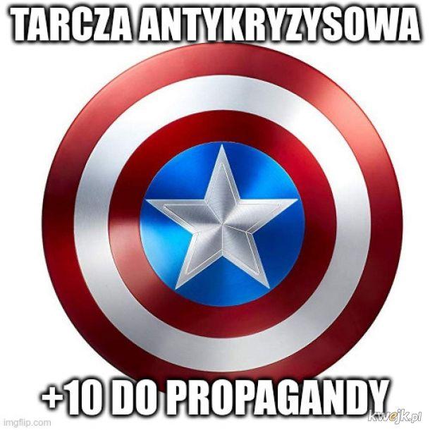Tarcza 10+