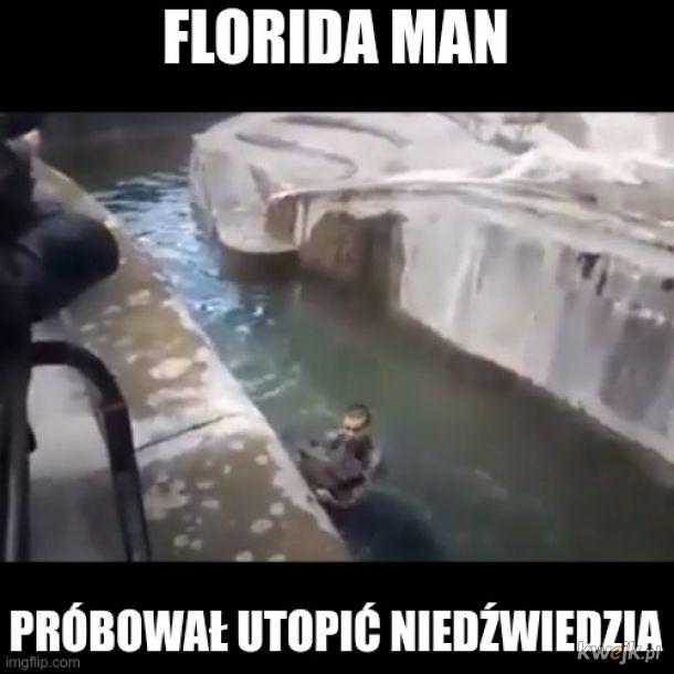 Człowiek pogryzł psa