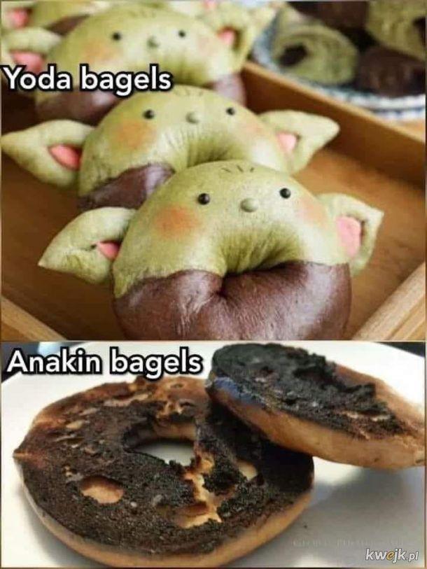 Yoda vs Anakin