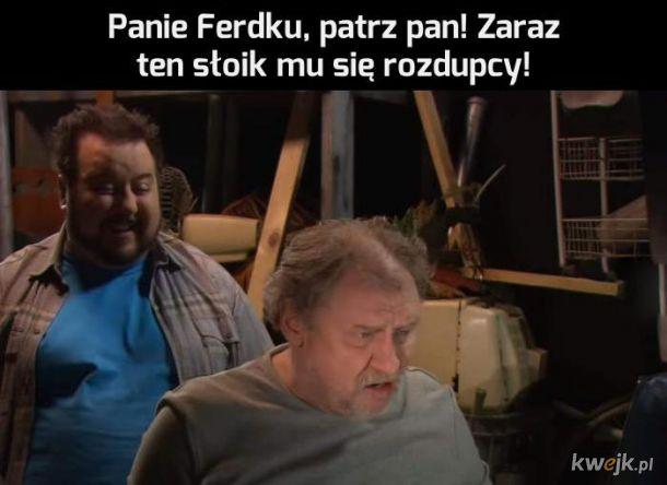 Panie Ferdku