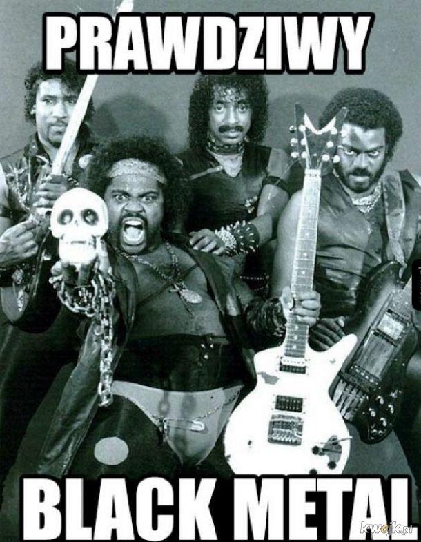 Jak by ktoś nie wiedział czym jest black metal