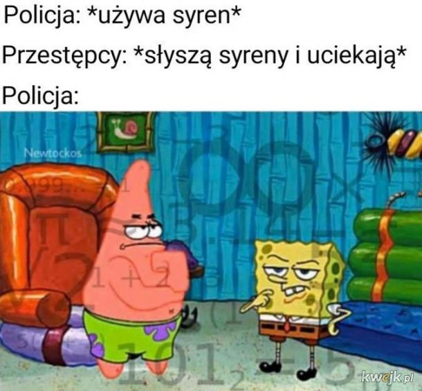 Przebiegli policjanci