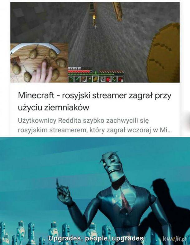 Minecraft
