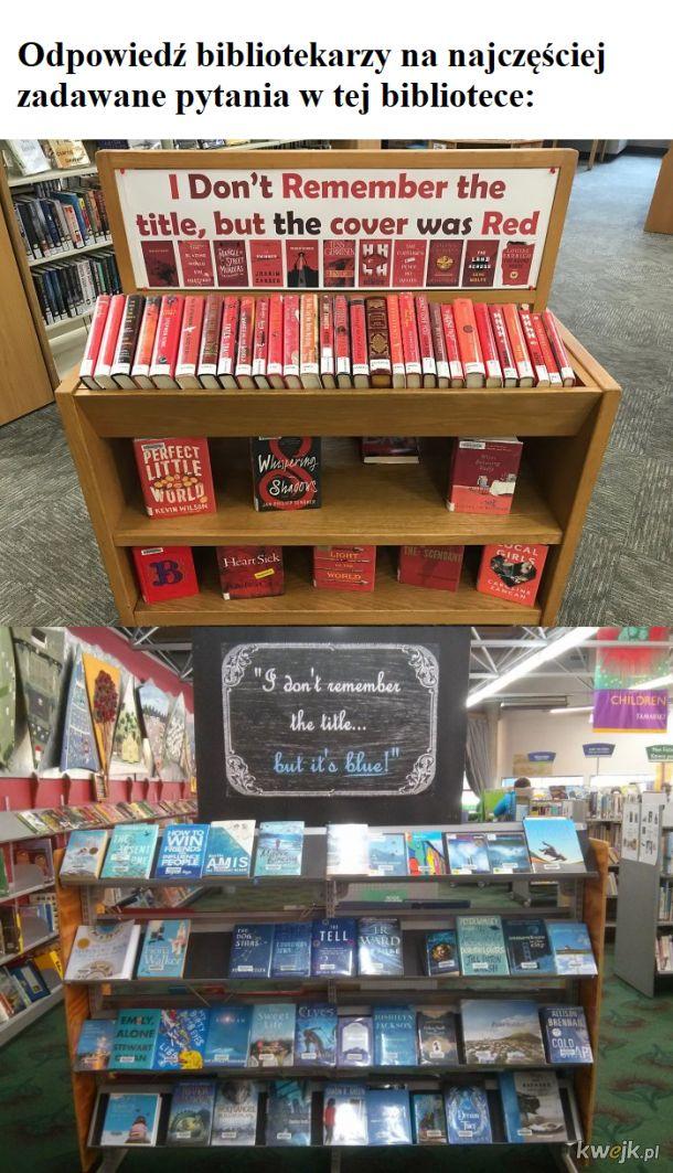 Bibliotekarze udowodnią, że mają poczucie humoru