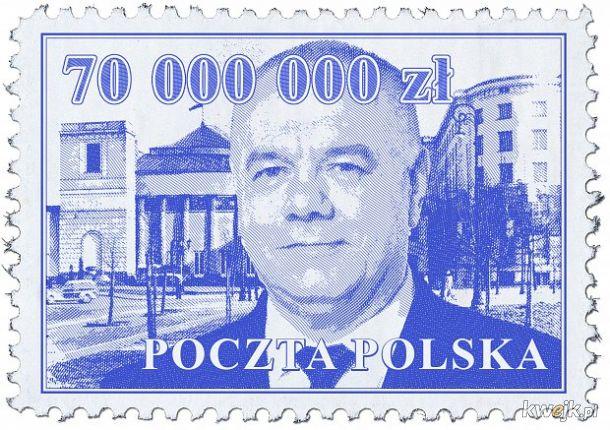 Nowy znaczek Poczty Polskiej